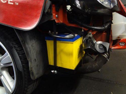 Battery relocation kit BA - BF