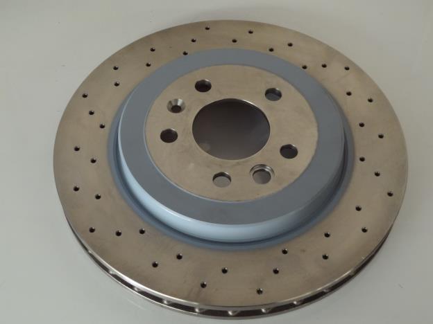Brembo 6 spot front & 4 spot rear brake kit FG only