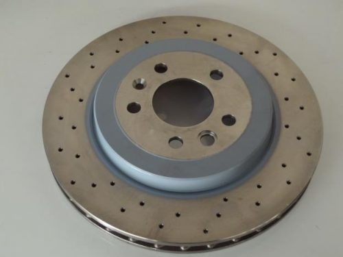 2 x Brembo rear Genuine Ford disc FG only made by Brembo With 4 spot genuine pads