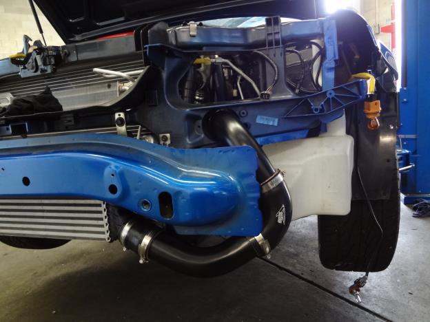 FG / FGX XR6 Turbo & F6 Intercooler piping kit